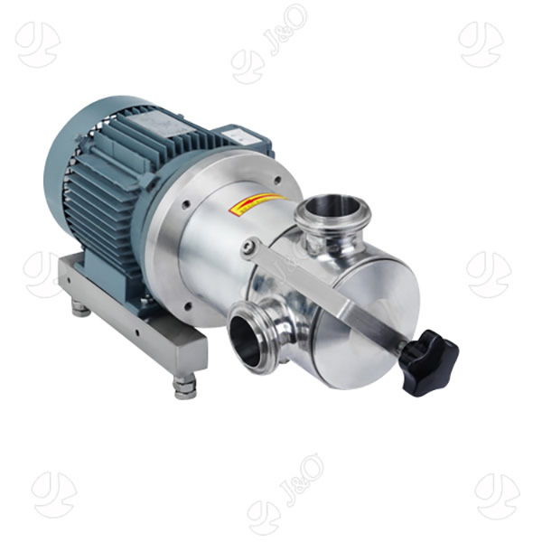 Hygienic Self-priming Pump