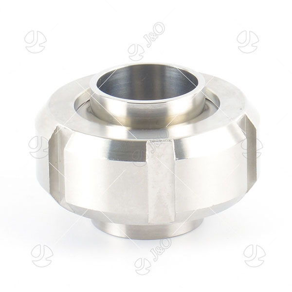 SMS Sanitary Stainless Steel Short Union