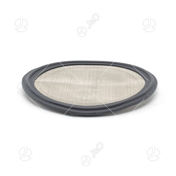 Viton Gasket With Stainless Steel Net For Sanitary Clamp Ferrule