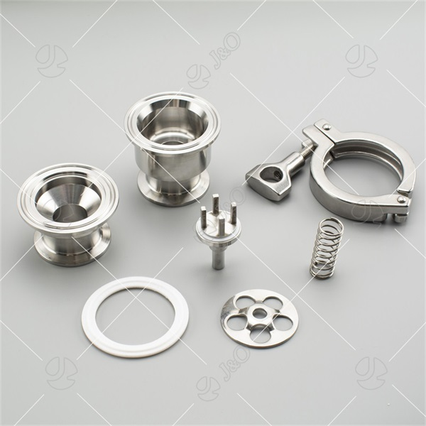 Sanitary Stainless Steel Check Valve
